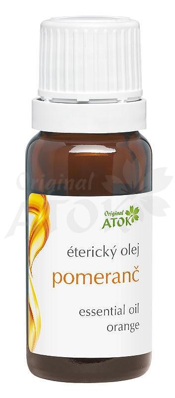 Éterický olej pomaranč