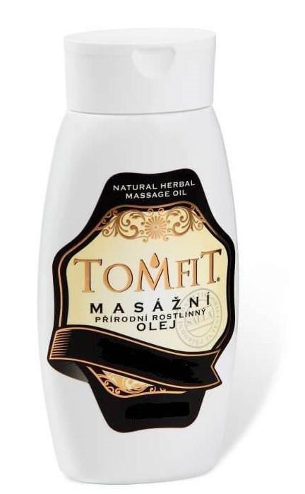 Masážny olej Mandľový 250 ml