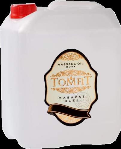 Masážny olej Mandľový 5 l