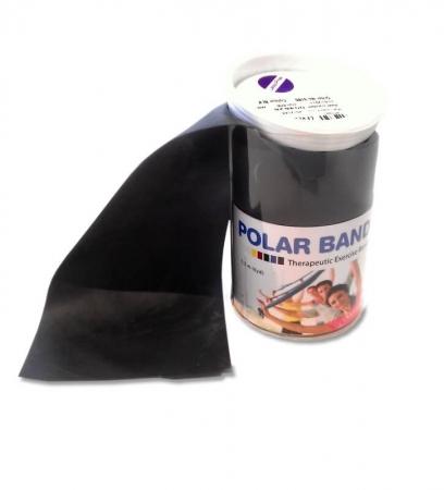 Torf Band Latex Free, fekete 5,5 m