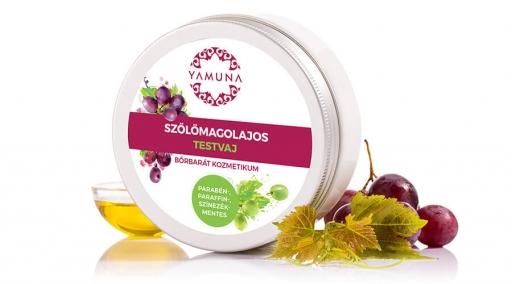 Kézkrém szőlőmagolajjal 50ml