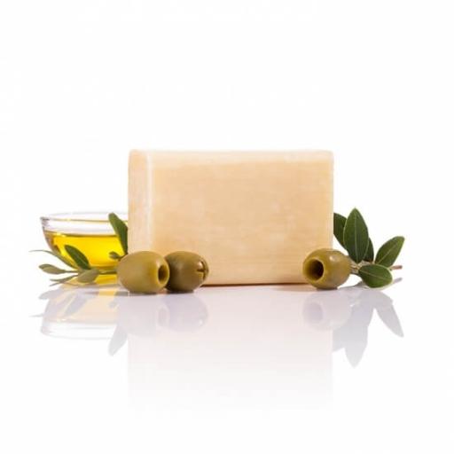 Hidegen sajtolt olívás szappan 110g