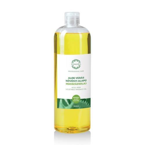 Aloe vera rastlinný masážny olej 1000ml
