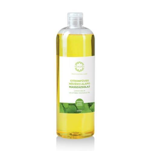 Medovkový rastlinný masážny olej 1000ml