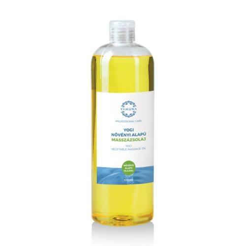 Yogi rastlinný masážny olej 1000ml