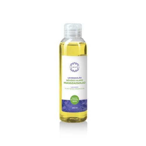 Levanduľový rastlinný masážny olej  250ml