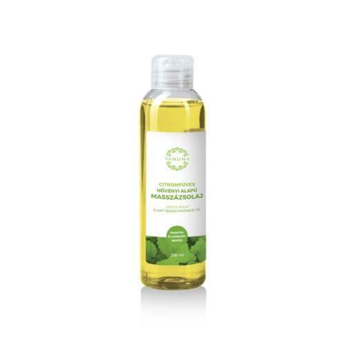 Medovkový rastlinný masážny olej 250ml