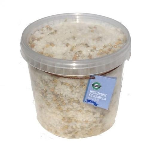 Ibištekovo-harmančeková soľ do kúpeľa 3kg